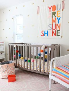 Create your dream nursery with these great nursery themes. Pick a nursery color and then center your decor around the theme.