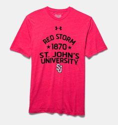 Men's St. John's UA Tri-Blend T-Shirt | Under Armour US