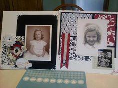 timeless portrait by darkstamper - Cards and Paper Crafts at Splitcoaststampers