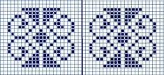 Cross Stitch Borders, Cross Stitching, Cross Stitch Patterns, Beaded Embroidery, Hand Embroidery, Embroidery Designs, Loom Beading, Beading Patterns, Knitted Mittens Pattern