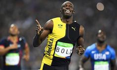 VIDEO: Usain Bolt Completes Hat-Trick of 100m Gold at Rio Olympics - http://www.tsmplug.com/top-10/55351/
