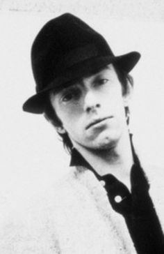 Topper Headon Topper Headon, The Future Is Unwritten, Paul Simonon, Mick Jones, British Punk, Pork Pie Hat, Joe Strummer, The Clash, Reggae