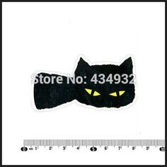 Black Cat Waterproof PVC Laptop Notebook Skin Sticker Car Styling Home decor jdm Decal For kid Toy Suitcase Stickers[single]