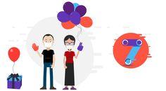7º Aniversário – 7 Curiosidades sobre a MAGAWORKS Web Design, Zine, Family Guy, Fictional Characters, Art, Graphic Design Studios, Happy Day, Art Background, Design Web