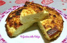 La torta di patate alla Lucchese è una preparazione salata, delicata, fine, anche da asporto, da gustarsi sia fredda che tiepida tipica della Toscana