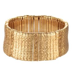 Molten Gold Collection Stretch Bracelet