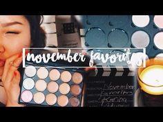 NOVEMBER FAVORITES + How I use it! November, Channel, Beauty, Beleza