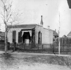 No. 3020 Lafayette St. Denver, Colo :: Western History