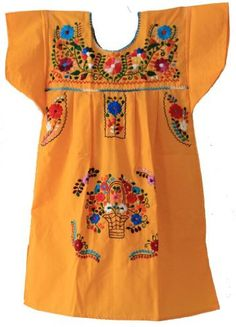 Mexican Peasant Puebla Dress Youth Girls Chamaco, http://www.amazon.com/dp/B009E8O9S8/ref=cm_sw_r_pi_dp_r7Garb1GJPKCS