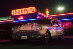 The Diner at Pigeon Forge, Tennessee, USA