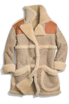 Chic Shearlings: Shop the Season&39s Best   Coats Seasons and Shops