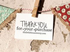 thank-you, etsy shop, thanks  http://prettypinteresting.com/2014/09/19/bad-customer-service/