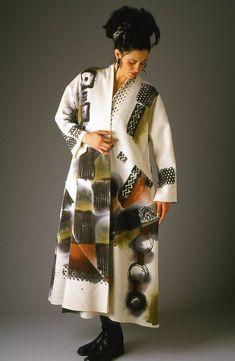 Neutral Wool Kundun | Holly Badgley Design