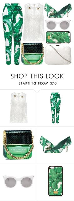 """""""street style"""" by sisaez ❤ liked on Polyvore featuring Dolce&Gabbana, Marc Jacobs, Alexander McQueen and Dorothy Perkins"""