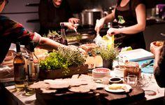 http://foodstudio.no/  The Opening of Food Studio.