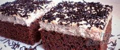 Recept Jablíčková buchta s čoko-šlehačkou Tiramisu, Ethnic Recipes, Food, Essen, Meals, Tiramisu Cake, Yemek, Eten