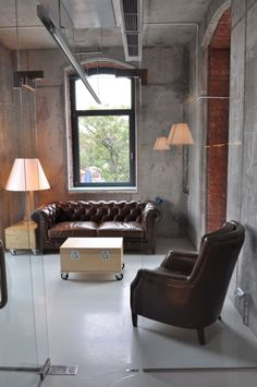 Nicky - what about this for an informal meeting area..