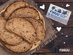 Pajda chleba i solone masło FINUU - nie ma nic lepszego na pierwsze śniadanie! #sniadanie #FINUU #inspiracje #breakfast #food #bread #pieczywo #maslo