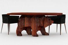 A Bear of a Table