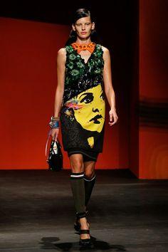 Milan Fashion Week, SS '14, Prada