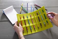 Easy DYI pencilcase