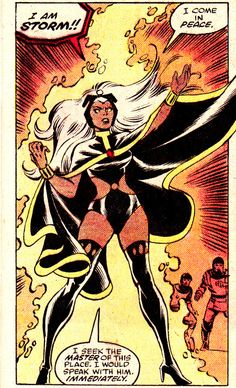 She is Storm