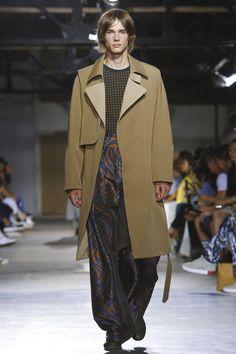 Wooyoungmi Menswear Spring Summer 2017 Paris