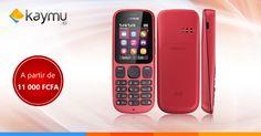 Découvrez notre sélection de téléphones à moindre coût.  Pratique et facile à utiliser,ils sont disponibles à partir de 11.000 FCFA seulement. Pour commander, cliquez ici ►http://bit.ly/1y5e6jv