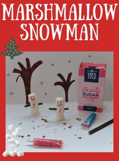 Build a snowman STEM Challenge - fun Christmas science experiment for kids #christmasscience #scienceforkids #marshmallowscience #ediblescience Science Experiments Kids, Science For Kids, Christmas Fun, Holiday Fun, Marshmallow Snowman, Stem Challenges, Build A Snowman, Fun Learning, Activities For Kids