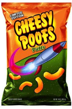 Cheesy Poofs In Real Life: 'South Park,' Frito-Lay To Sell Cartman's Favorite Snack come Aug 2012 Frito Lay, Weird Food, Comedy Central, Food Humor, Disney Family, South Park, Junk Food, Real Life, The Incredibles