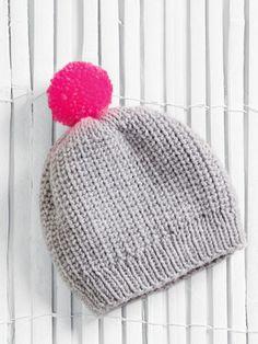 Mütze und Handschuhe - gestrickt - burda style