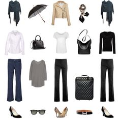 3-day business trip by with-grace on Polyvore featuring Jigsaw, Bench, IRO, STELLA McCARTNEY, Skin, Kate Spade, Chanel, London Undercover, Ray-Ban and Jimmy Choo