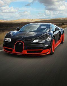 bugatti veyron roads