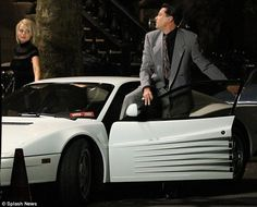 The Wolf of Wall Street Car PICTURES PHOTOS and IMAGES