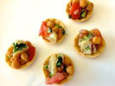 Aloo Chana Chaat Recipe (Healthy Indian Snacks) - YouTube