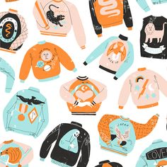 """Check out this @Behance project: """"Jackets"""" https://www.behance.net/gallery/49554627/Jackets"""