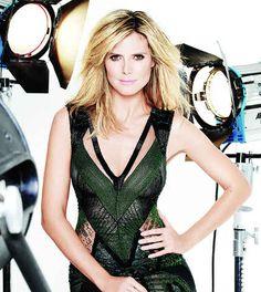 Heidi Klum: la belleza de los negocios