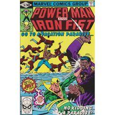 POWER MAN #70   1974-1981   VOLUME 1   MARVEL    June 1981   $6.00