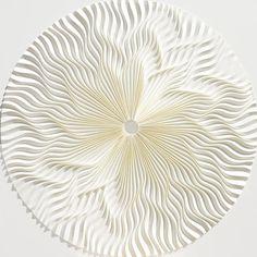 kyokushi paper folding - yuko nishimura | keiko gallery