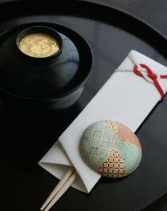 Japanese New Year's Tableware   Shogatsu お正月