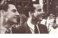 Today in Italy's History: Gian Carlo Menotti's Birthday - http://uomo-moderno.com/today-in-italys-history-gian-carlo-menottis-birthday/