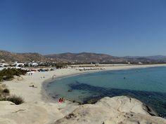 Kastraki beach, Naxos Island, Greece. photo by Ηλιασ