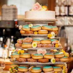 What dessert will perfectly fit the look, feel, and budget for your wedding? Here's how to find out! Photo via Ashlyn Dawson.