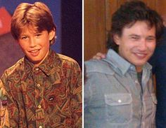 Then and now... Heartthrobs of the 90's#Repin By:Pinterest++ for iPad#