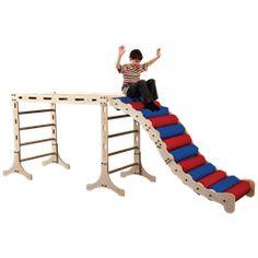 A lovely roller slide