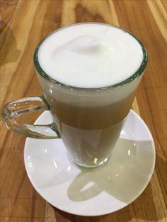 Cafe latte ...