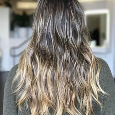 @monicadelarosa Balayage done right! #hair #hairenvy #hairtalk #hairstyles #haircolor #bronde #brunette #ombre #sombre #balayage #highlights #newandnow #inspiration #maneinterest