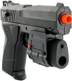 nice SPRING NAVY SEAL AIRSOFT PISTOL HAND GUN LIGHT LASER military combat W 6MM BB - For Sale Check more at http://shipperscentral.com/wp/product/spring-navy-seal-airsoft-pistol-hand-gun-light-laser-military-combat-w-6mm-bb-for-sale/