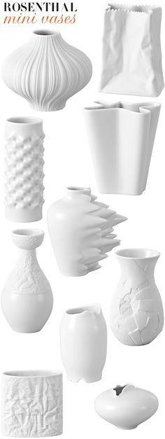 Rosenthal Mini Vases