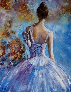 Painting By Numbers Paint Ballet Dancer DIY Canvas – Vettsy Ballerina Painting, Ballerina Art, Ballet Art, Ballet Dancers, Ballerinas, Dance Paintings, Cross Paintings, Dancer Drawing, Ballet Drawings